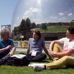 Wavemakers Martijn Arets Hans van der Loo Patrick Davidson OuiShare Fest 2015 Parijs betterday