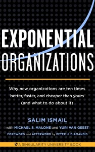Exponential Organizations | betterday | must-read books