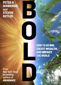 Bold Peter Diamandis| must-read book betterday