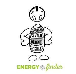 Batterijmannetje EnergyFinder