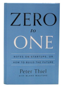 Zero to One Peter Thiel Book review