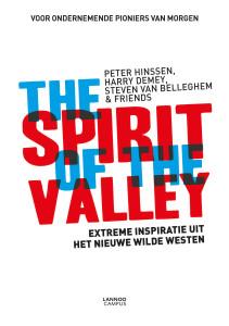Spirit of the Valley Steven van Belleghem Book Review recensie Peter Hinssen Harry Demey