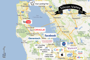 KLP-Silicon-Valley-Map