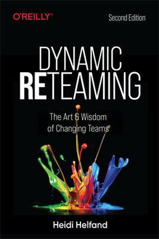 Heidi Helfand - Dynamic Reteaming