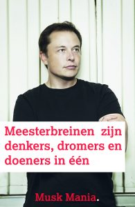 Musk Mania 4 juli in de winkels