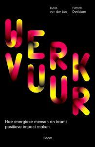 Werkvuur cover van het boek