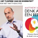 Interview met MATTHEW SYED - PATRICK DAVIDSON - betterday.nl