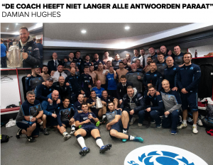 High performance coaching | Interview met Damian Hughes