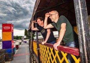 Rudie Jansman en Kornelis Wetsema - Kennisfestival