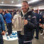 Damian Hughes - Calcutta Cup 2019 High-performance coaching