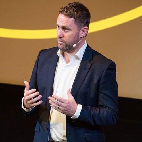 Damian Hughes - High-performance coaching