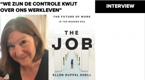 Ellen Ruppel Shell Interview