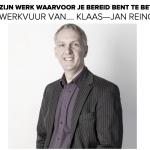 Werken in een flow - Klaas-Jan Reincke - interview