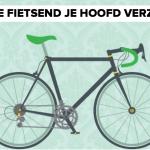 Hoe je fietsend je hoofd verzorgt - interview met Martijn Veltkamp