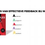 Effectieve feedback volgens de 5 A's bij Netflix - Erin Meyer