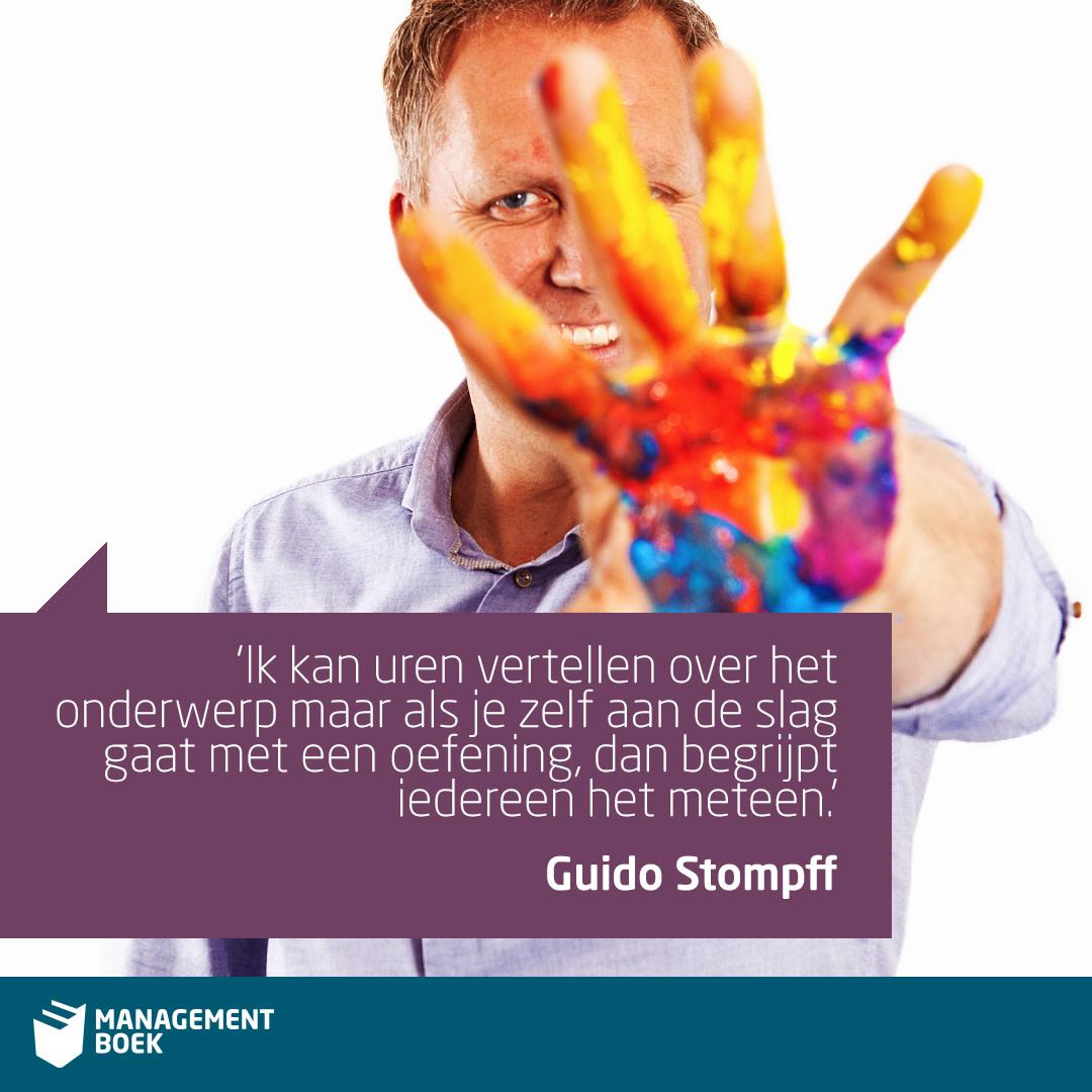 Guido Stompff - Design Thinking - boekbespreking - managementboek