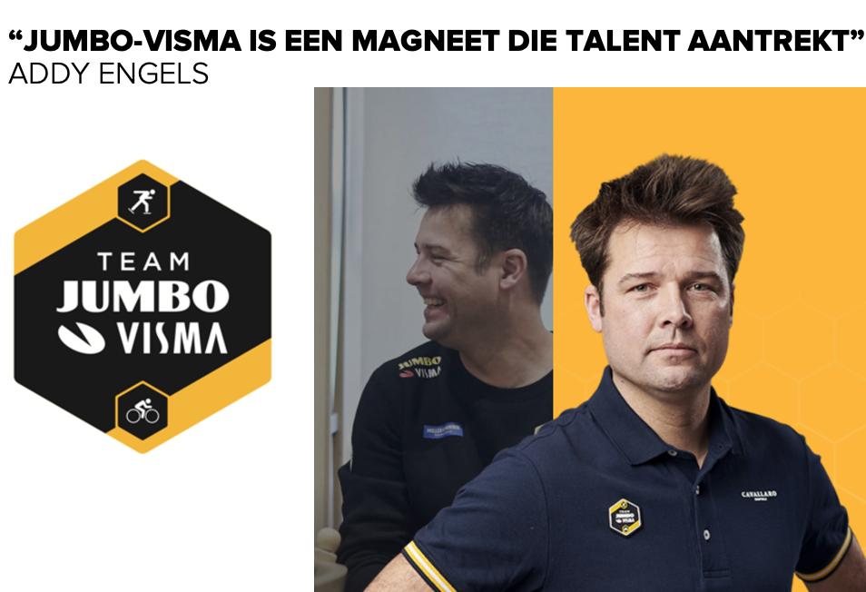 JUMBO-VISMA Addy Engels - Talent - betterday.nl