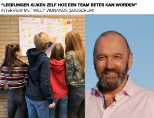 Teaming in het onderwijs - Willy Wijnands - Eduscrum