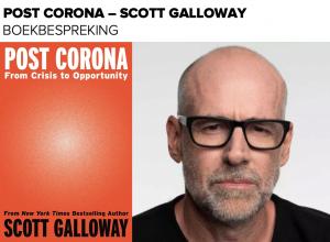 Scott Galloway - Post Corona - book review