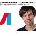 Interview met Pieter Zwart - Coachen is omgaan met tegenstellingen