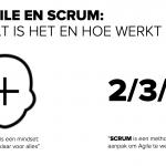 Agile en Scrum wat is het en hoe werkt het?
