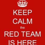 Red Team v Blue Team