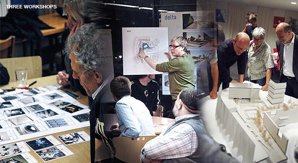 Urbanisten Waterplein Rotterdam Workshops
