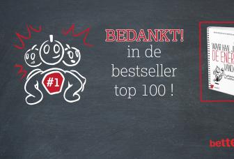 Waar haal je de energie vandaan? op #1 in de Bestseller Top 100