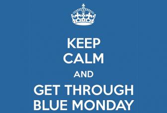 Blue Monday: lachertje met een serieuze ondertoon (blog #1)