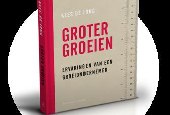 Groter Groeien | Kees de Jong (boekbespreking)