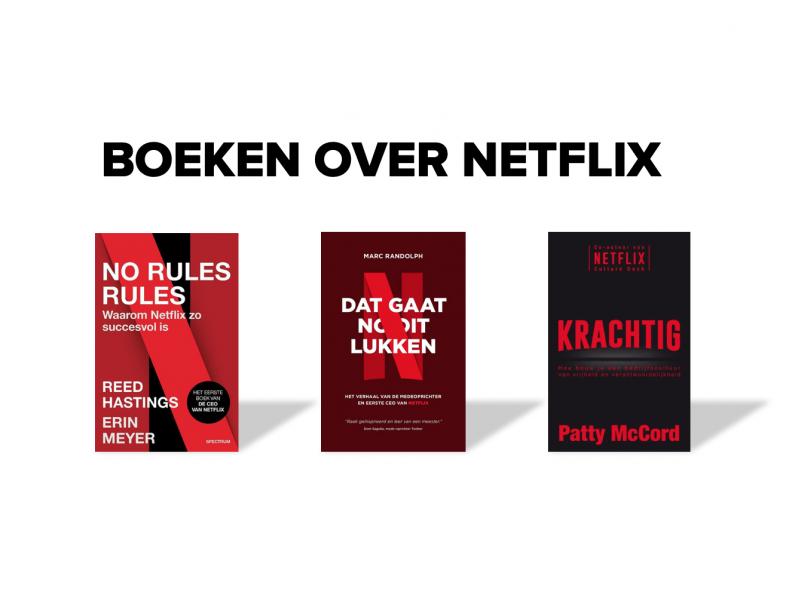 Boeken over Netflix