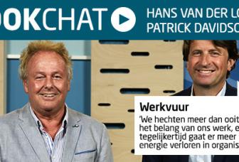 Video: Davidson & Van der Loo over de toekomst van werk in hun boek Werkvuur
