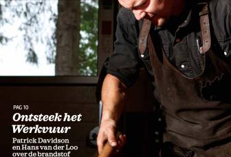 Ontsteek het werkvuur: coverstory van Management Boek Magazine (november 2019)