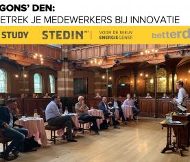 Dragons' Den: zo betrek je medewerkers bij innovatie