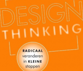 Design thinking: het ultieme tegengif is nu in boekvorm beschikbaar.