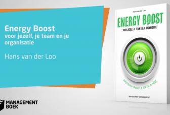 Boek | Energy Boost