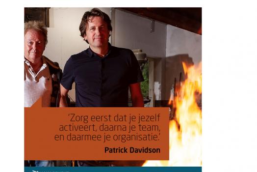 Werkvuur: hoe energieke mensen & teams positieve impact maken (interview)