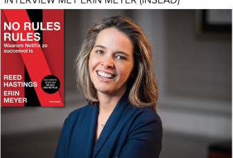 Netflix: No Rules Rules – Interview met Erin Meyer