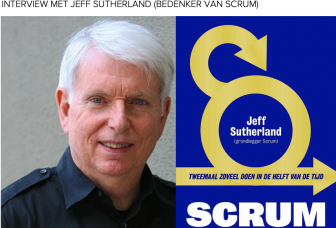 Interview met Jeff Sutherland, bedenker van Scrum