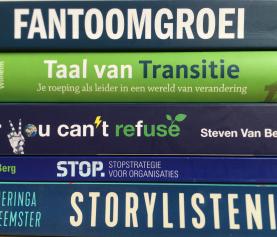 Shortlist Managementboek van het Jaar 2021