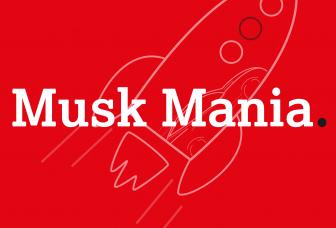 Recensie Musk Mania, de 5 waanzinnige succesprincipes van Elon Musk.