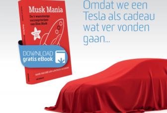E-book Musk Mania nu tijdelijk gratis te downloaden