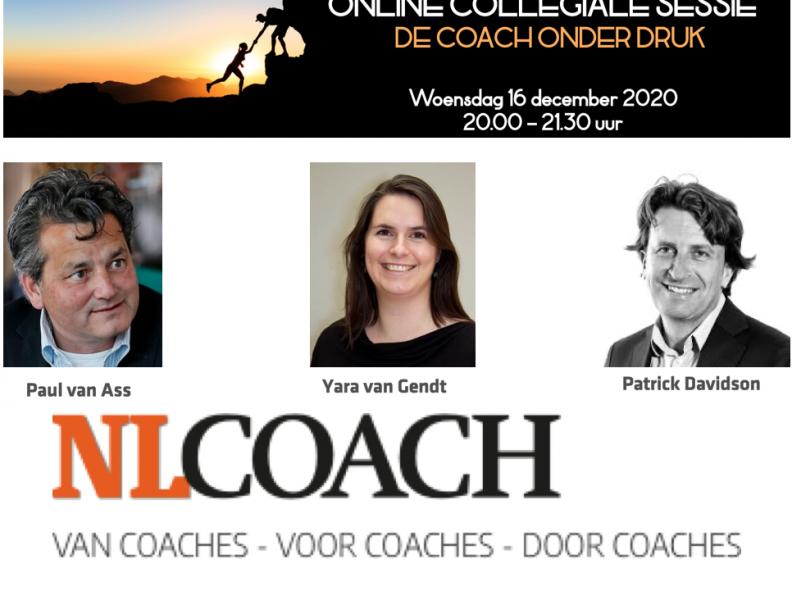 NLCOACH: Elke dag met positieve energie aan het werk als coach (ook op afstand)
