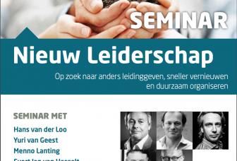 Nieuw Leiderschap (event via Management Boek)