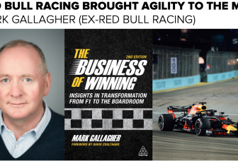 Interview met Mark Gallagher (ex-Red Bull Racing)