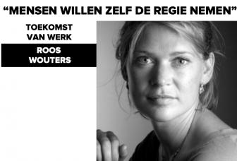 """Interview met Roos Wouters: """"Mensen willen zelf de regie nemen"""""""