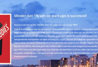 Het geheim van succesvolle start-ups