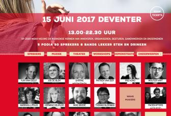 15 juni: het Kennisfestival!