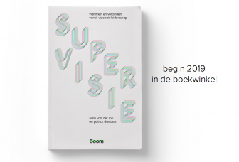 Over SuperVISIE (in de boekhandel in 2020)