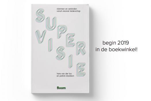 Over SuperVISIE (in de boekhandel begin 2019)